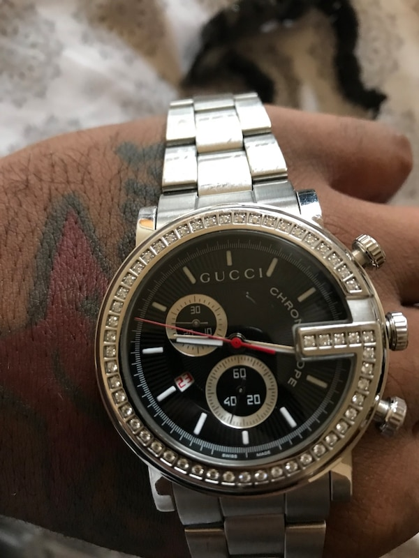 f7b401fc6 Used Gucci Watch Chrono 101M for sale in Chicago - letgo
