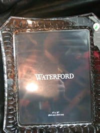 8x10 Waterford Picture Frame