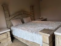 Elegant Marble stone wash  bedroom set Yorba Linda, 92887