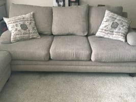 2 piece couch set