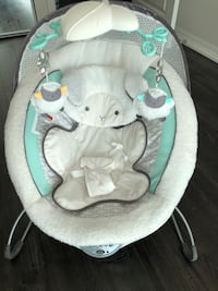 Fisher Price Sweet Little Lamb Bouncer Mississauga, L5B 4N4