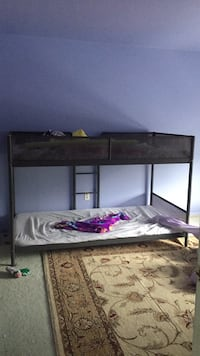 IKEA toddler, small kids bunk bed