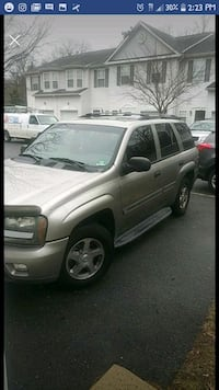 Chevrolet - Trailblazer - 2002