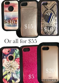 Various iPhone 8 Cases