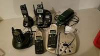 Panasonic and Sony Cordless Phones for sale Germantown
