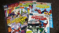 Amazing Spider-Man Marvel comic books Marvel  Toronto, M3C 4J1