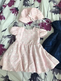 Baby girl dresses 3-6 months Mississauga, L4Y 2W7