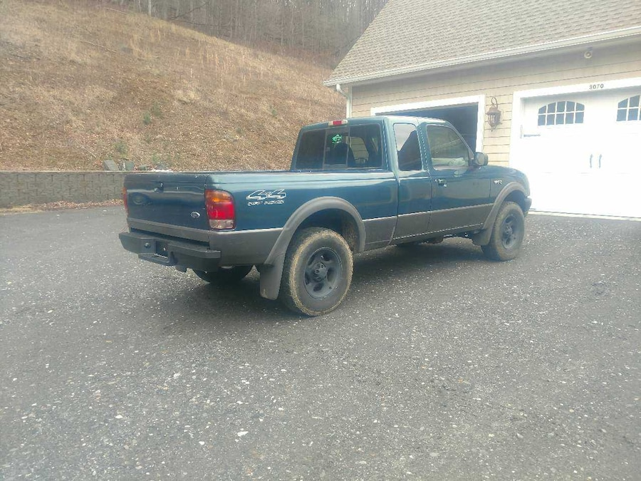 Used 1998 Ford Ranger Xlt In Creston