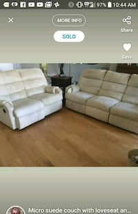 Loveseat and sofa  Ocala, 34471