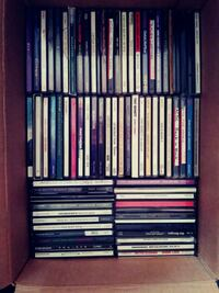 Assorted CD'S $2 EACH