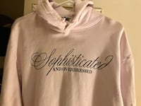 Womens Hoodie size Large.  Like new