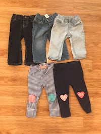 Baby girls pants  University Place, 98466