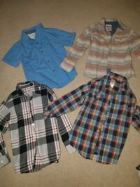 Size 6T tops