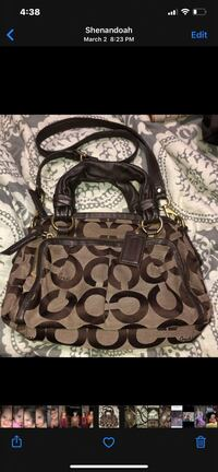 Coach Purse Luray, 22835