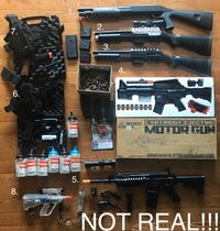 Airsoft - Not Real