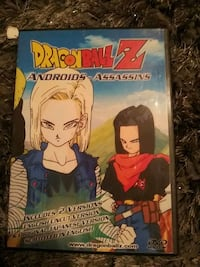 DragonBall Z Andriods and Assassins Movie