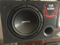 KENWOOD SUBWOOFER
