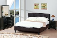 Bed frame queen size only Huntington Park, 90255