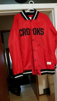 Crooks jacket XL 3152 km