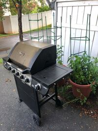 Black and gray gas grill Rockville, 20850