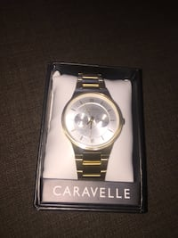 Caravelle men gold watch  Los Angeles, 90028