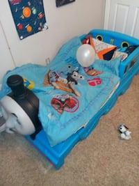 Thomas the train toddler bed Grapevine, 76051