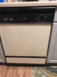 Whirlpool dishwasher 64 km