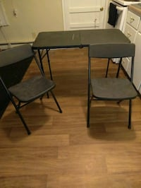 folding tables with chairs Kansas City, 66103