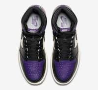 Jordan 1 Court Purple Toronto, M1L 2T3