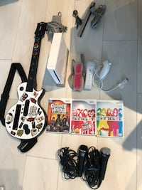 Nintendo Wii, Games, 2 Controllers Toronto, M6S 3R2