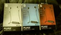 Plugz Bluetooth Headphones Charlotte, 28216