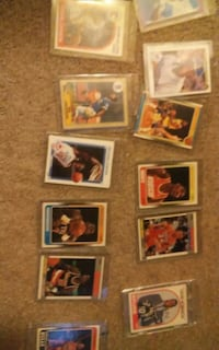 NBA trading card lot