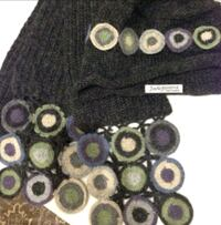 Organic Cotton Hat and Scarf Lowell, 01851