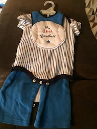 3-6 months boys outfit Frostburg, 21532