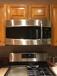 stainless steel and black microwave oven Yorktown Heights, 10598