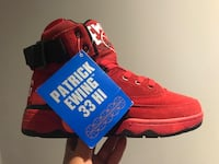 Brand New Ewing Sneakers - sz 8.5