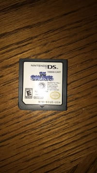 The Smurfs for Nintendo DS Richmond Hill, L4S 2R1