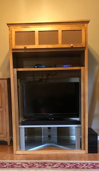 Entertainment center with TV stand Middletown, 10941