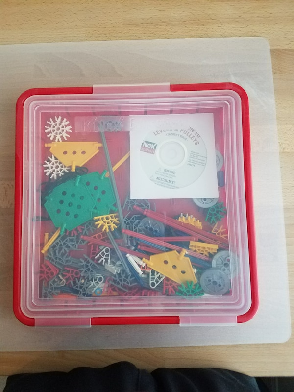 Knex Education set Pulleys and Levers
