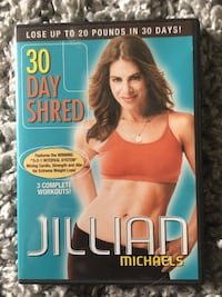 Jillian Michaels Workout DVD Edmonton, T5X 0H7