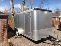 Pace cargo trailer. 6x12 enclosed. Denver, 80202