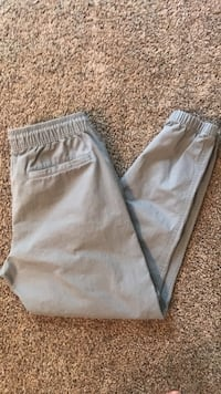Old Navy Gray Joggers Size Med men's  Amarillo, 79106