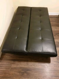 Sofa bed for sale, Size 41x70, leather.  SFH