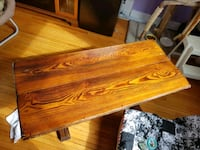 Solid Wood Mexican Coffee Table North Vancouver, V7L 2L6