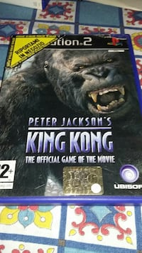 PETER JACKSON.S KING LONG PS2