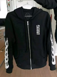 Authentic chrome hearts zip up size small Surrey, V3V 7C3