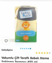 Baby&plus mama termosu 450 ml
