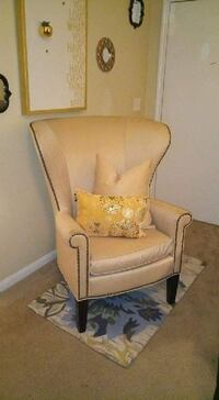 Mitchell Gold Wingback Chairs