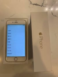 iPhone 6 64 GB Gold Unlocked  Irvine