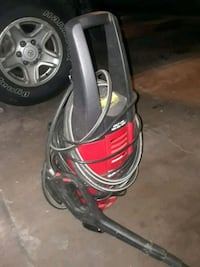 black and red canister vacuum cleaner Milwaukee, 53204